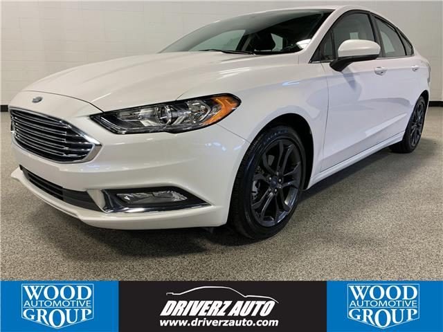 2018 Ford Fusion SE (Stk: P12124) in Calgary - Image 1 of 18