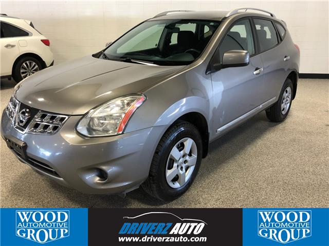 2012 Nissan Rogue SV (Stk: P12004A) in Calgary - Image 1 of 10
