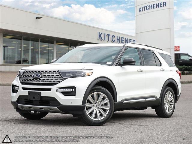 2020 Ford Explorer Limited (Stk: 0P10030) in Kitchener - Image 1 of 28
