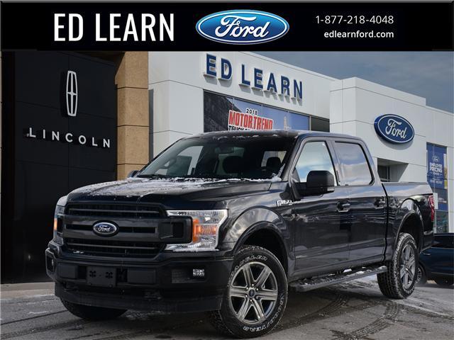 Ford F150 Xlt >> 2019 Ford F 150 Xlt Xlt Sport 3 5l Eco Nav 4x4