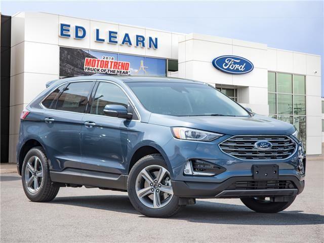 2019 Ford Edge SEL (Stk: 19ED918) in St. Catharines - Image 1 of 25