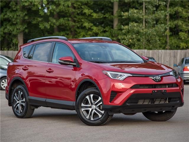 2017 Toyota RAV4 LE (Stk: P3549) in Welland - Image 1 of 23