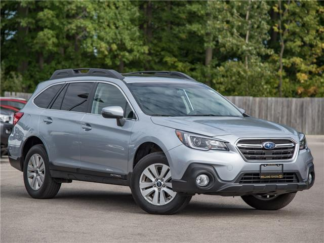2018 Subaru Outback 2.5i Touring (Stk: P3565) in Welland - Image 1 of 21