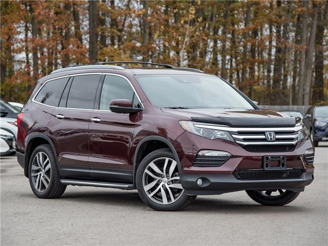 2016 Honda Pilot Touring (Stk: HIG6862A) in Welland - Image 1 of 25