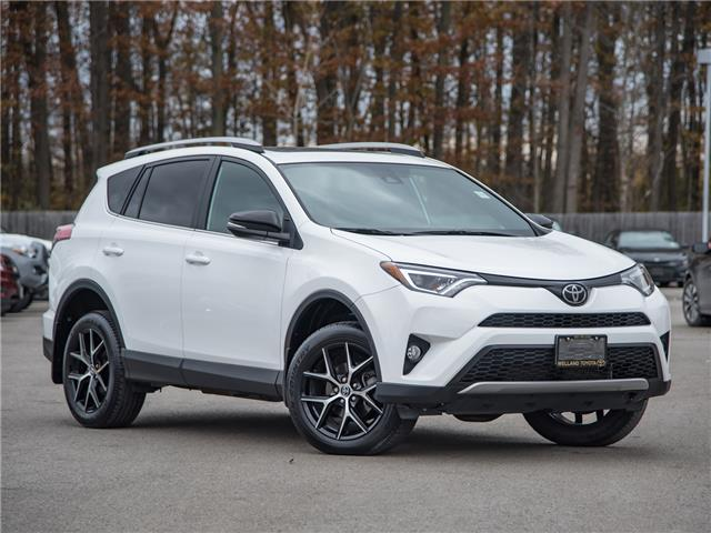 2017 Toyota RAV4 SE (Stk: 3603) in Welland - Image 1 of 24