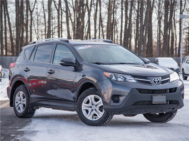 2015 Toyota RAV4 LE (Stk: 6734A) in Welland - Image 1 of 21