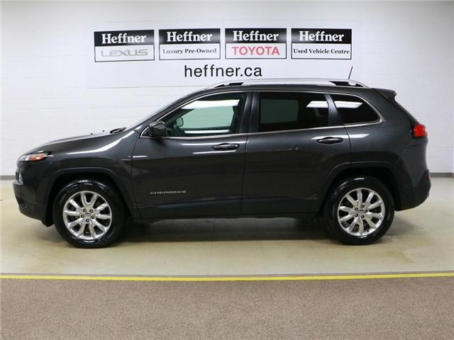 2016 Jeep Cherokee Limited (Stk: 186394) in Kitchener - Image 2 of 24