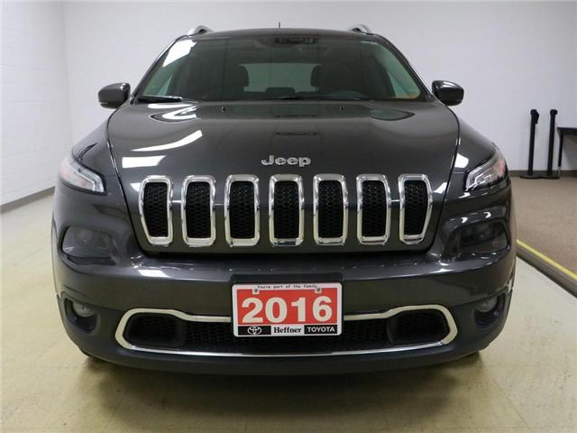 2016 Jeep Cherokee Limited (Stk: 186394) in Kitchener - Image 16 of 24