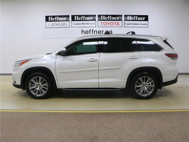 2015 Toyota Highlander XLE (Stk: 186520) in Kitchener - Image 2 of 28