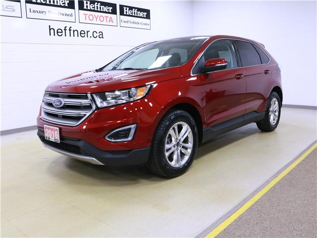 2016 Ford Edge SEL (Stk: 195398) in Kitchener - Image 1 of 28