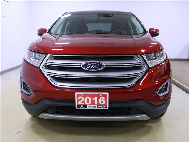 2016 Ford Edge SEL (Stk: 195398) in Kitchener - Image 19 of 28