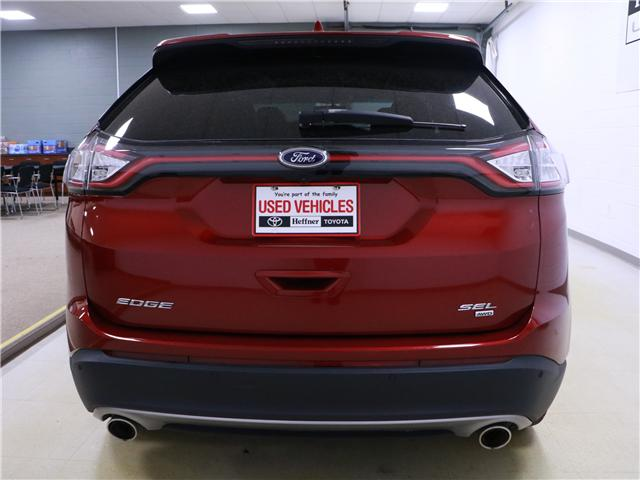 2016 Ford Edge SEL (Stk: 195398) in Kitchener - Image 20 of 28