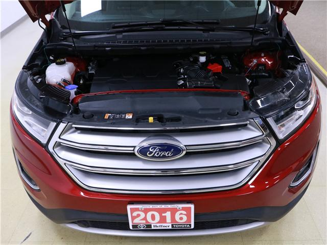 2016 Ford Edge SEL (Stk: 195398) in Kitchener - Image 25 of 28