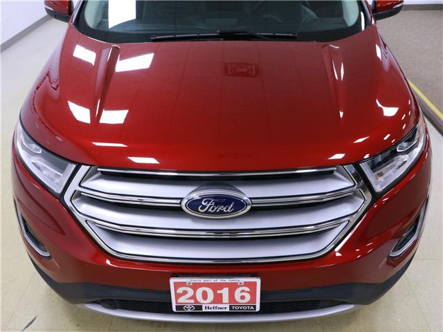 2016 Ford Edge SEL (Stk: 195398) in Kitchener - Image 24 of 28