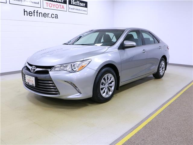 2015 Toyota Camry LE (Stk: 195500) in Kitchener - Image 1 of 30