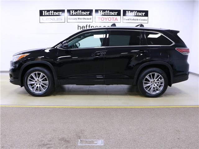 2015 Toyota Highlander XLE (Stk: 195640) in Kitchener - Image 2 of 34