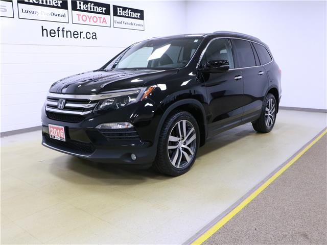 2016 Honda Pilot Touring (Stk: 195357) in Kitchener - Image 1 of 36