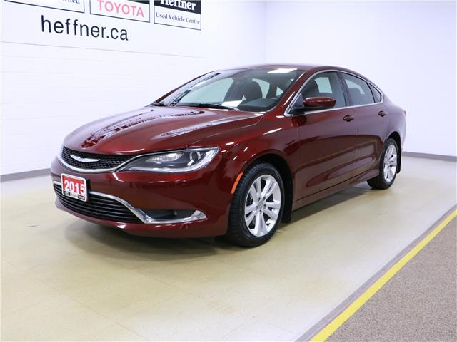 2015 Chrysler 200 Limited (Stk: 195671) in Kitchener - Image 1 of 29