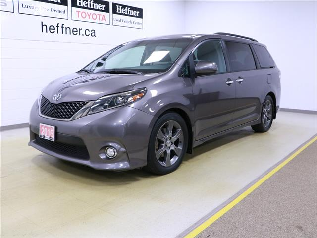 2016 Toyota Sienna SE 8 Passenger 5TDXK3DC7GS747813 195692 in Kitchener