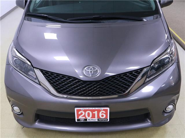 2016 Toyota Sienna SE 8 Passenger (Stk: 195692) in Kitchener - Image 28 of 32