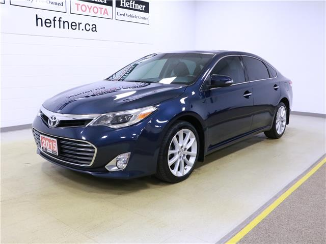 2015 Toyota Avalon XLE 4T1BK1EB9FU176738 195791 in Kitchener