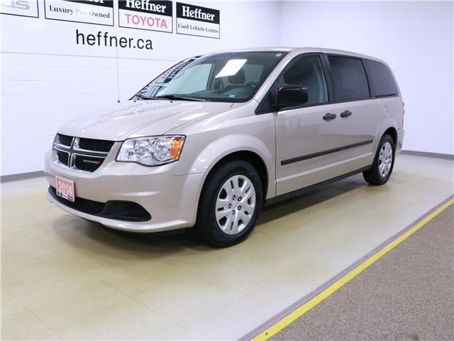 2014 Dodge Grand Caravan SE/SXT (Stk: 195580) in Kitchener - Image 1 of 30