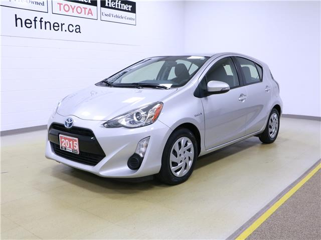 2015 Toyota Prius C Base (Stk: 195844) in Kitchener - Image 1 of 28