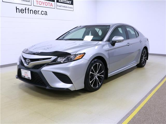 2018 Toyota Camry SE (Stk: 195864) in Kitchener - Image 1 of 31
