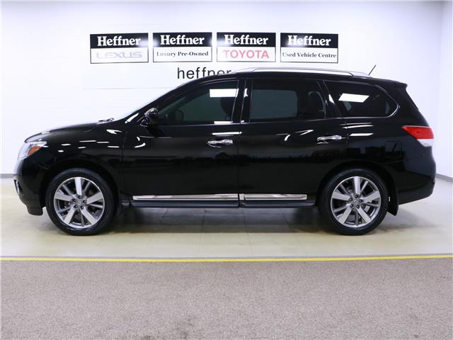 2014 Nissan Pathfinder Platinum (Stk: 195828) in Kitchener - Image 2 of 36