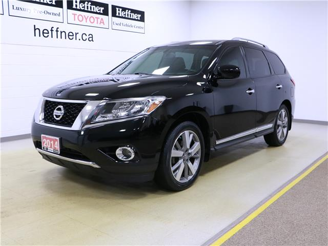 2014 Nissan Pathfinder Platinum (Stk: 195828) in Kitchener - Image 1 of 36