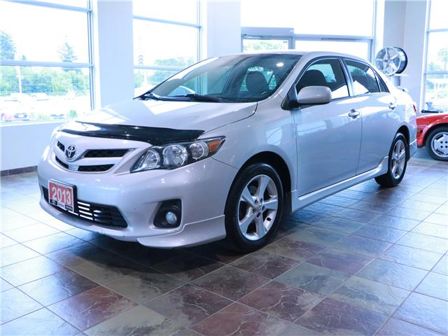 2013 Toyota Corolla S (Stk: 195870) in Kitchener - Image 1 of 27