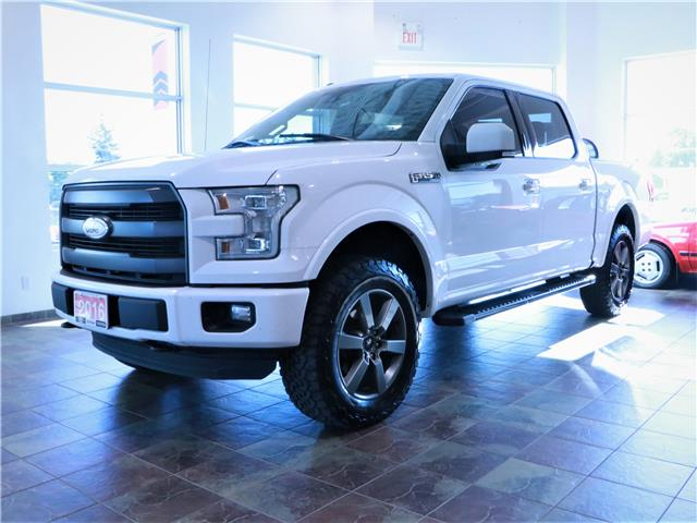 2016 Ford F-150 Lariat (Stk: 195577) in Kitchener - Image 1 of 32