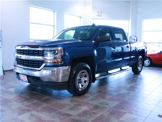 2016 Chevrolet Silverado 1500 LS (Stk: 195950) in Kitchener - Image 1 of 28