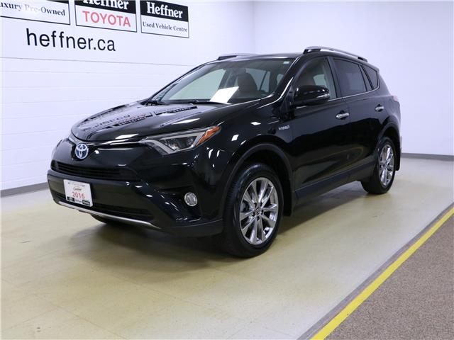 2016 Toyota RAV4 Hybrid Limited (Stk: 195991) in Kitchener - Image 1 of 33