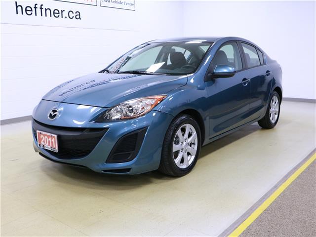 2011 Mazda Mazda3 GX (Stk: 196014) in Kitchener - Image 1 of 26