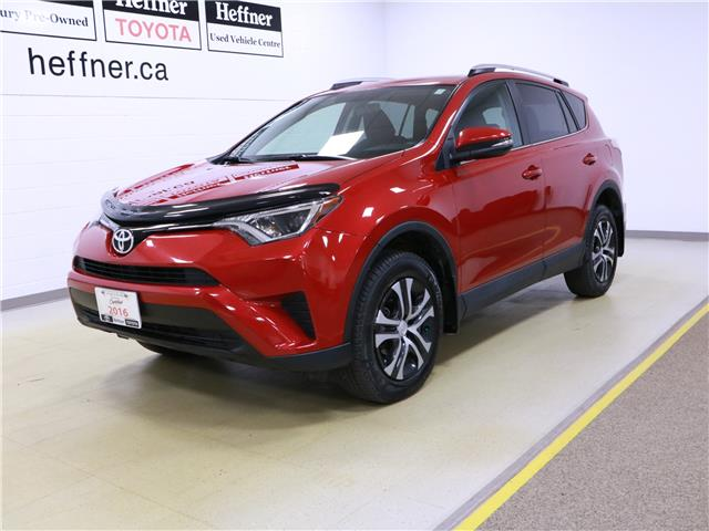 2016 Toyota RAV4 LE 2T3BFREV3GW475390 196053 in Kitchener