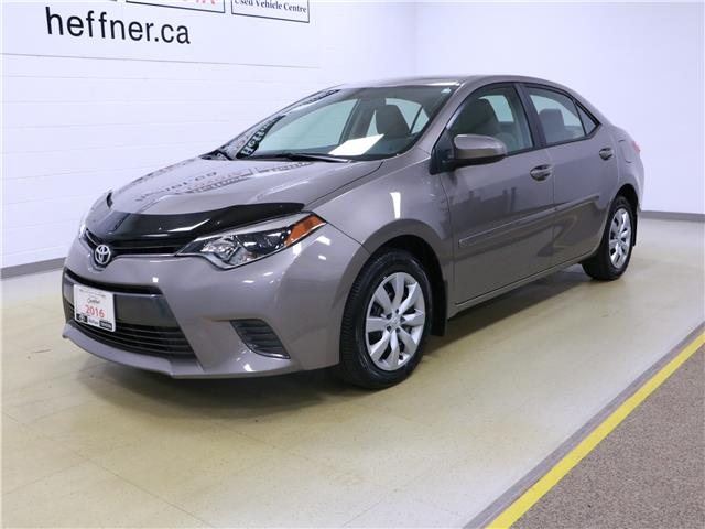 2016 Toyota Corolla LE (Stk: 196052) in Kitchener - Image 1 of 31