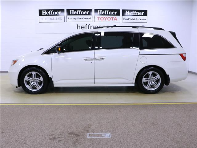 2012 Honda Odyssey Touring (Stk: 196081) in Kitchener - Image 2 of 33