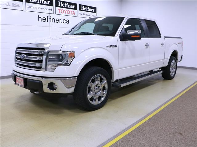2014 Ford F-150 Lariat (Stk: 196050) in Kitchener - Image 1 of 30