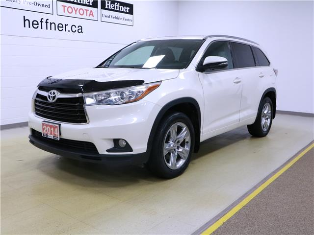 2014 Toyota Highlander Limited (Stk: 195698) in Kitchener - Image 1 of 36