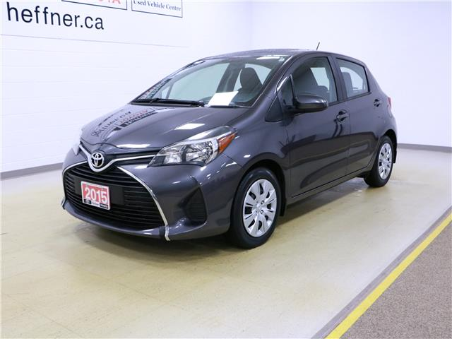 2015 Toyota Yaris LE (Stk: 196117) in Kitchener - Image 1 of 27