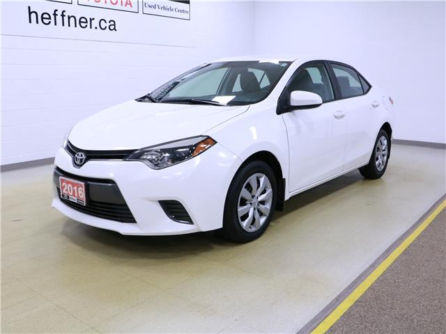 2016 Toyota Corolla LE (Stk: 196146) in Kitchener - Image 1 of 30