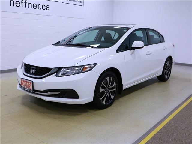 2013 Honda Civic EX (Stk: 196180) in Kitchener - Image 1 of 30