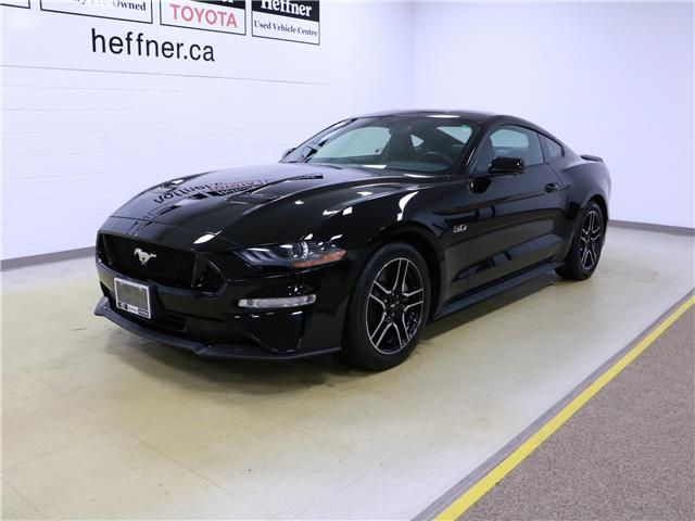 2019 Ford Mustang GT Premium (Stk: 196182) in Kitchener - Image 1 of 25