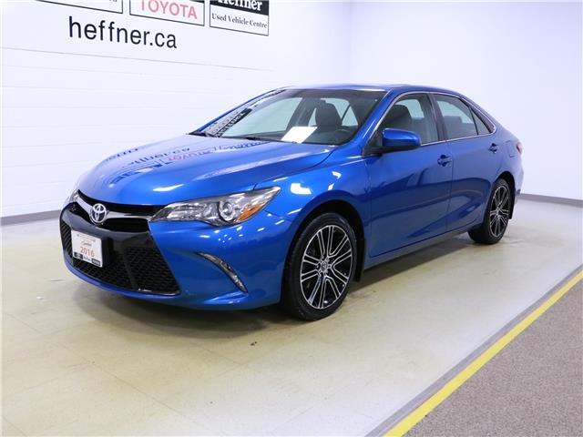 2016 Toyota Camry XSE (Stk: 196177) in Kitchener - Image 1 of 30
