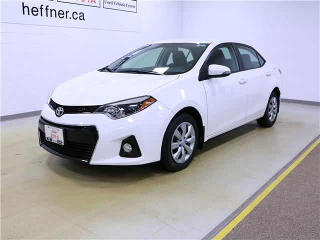 2016 Toyota Corolla S (Stk: 196183) in Kitchener - Image 1 of 31