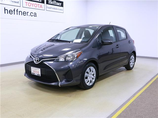 2015 Toyota Yaris LE (Stk: 196200) in Kitchener - Image 1 of 27