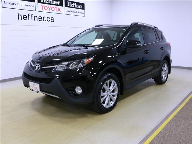 2015 Toyota RAV4 Limited (Stk: 196205) in Kitchener - Image 1 of 32