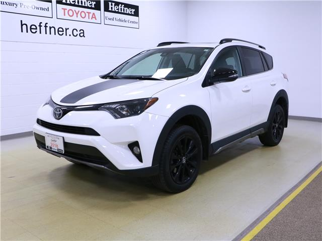 2018 Toyota RAV4 XLE (Stk: 196194) in Kitchener - Image 1 of 31
