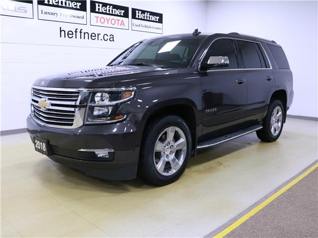 2018 Chevrolet Tahoe Premier (Stk: 196208) in Kitchener - Image 1 of 34